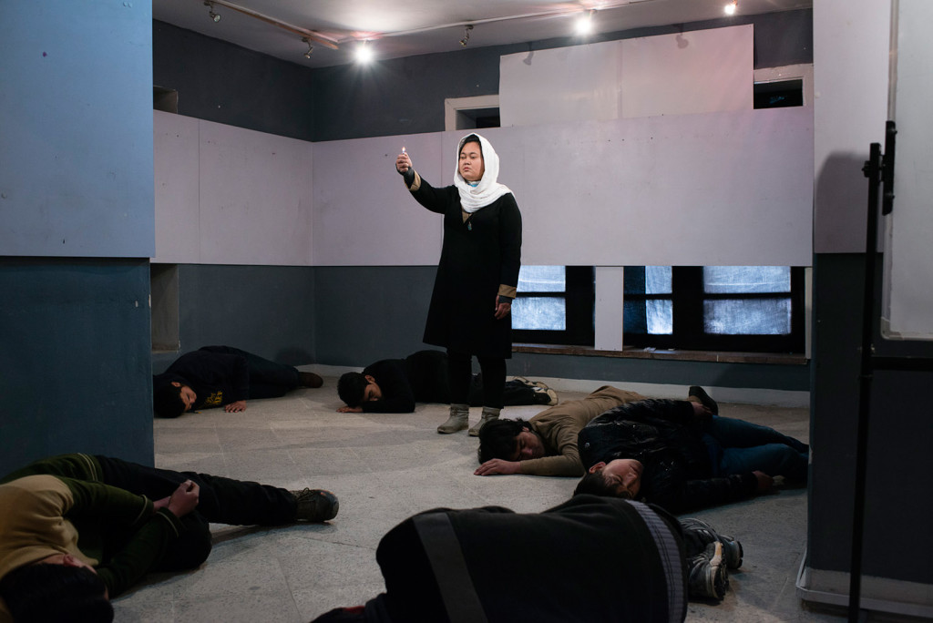 """KABUL, AFGHANISTAN 