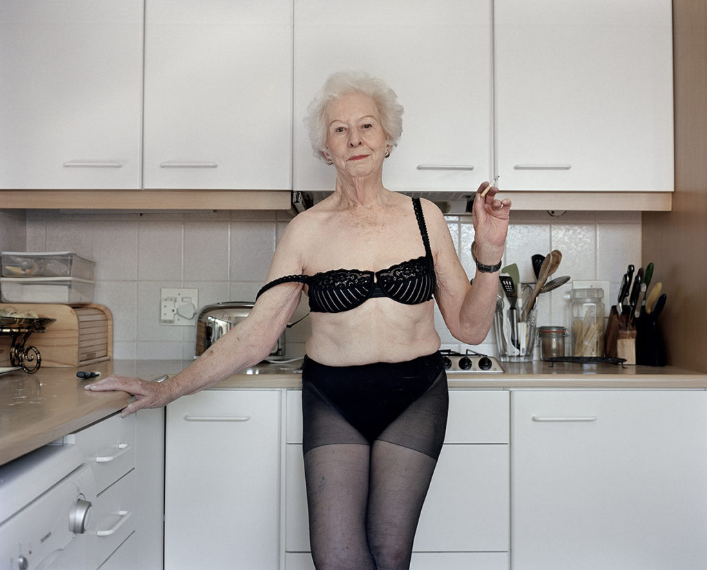 Claire, from the series, Real Beauty, 2008.