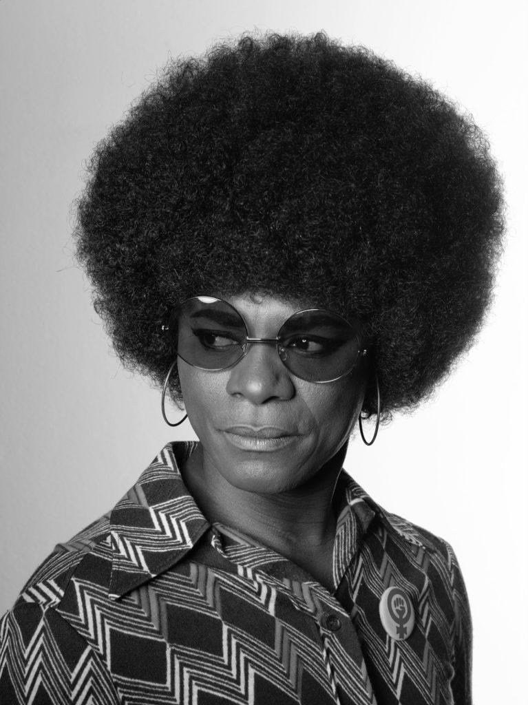 Angel Davis, from the series African Spirits, 2008 © Samuel Fosso, courtesy JM Patras/Paris
