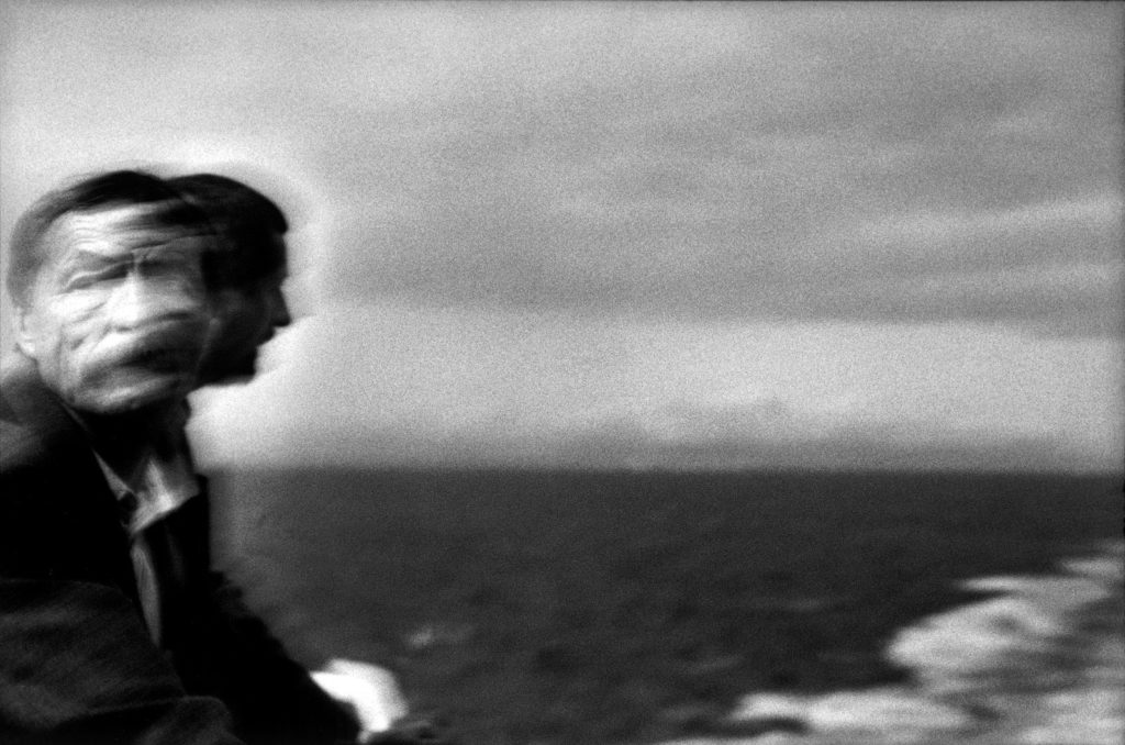 On the Tyrrhenian Sea, Italy, 2004 © Lorenzo Castore