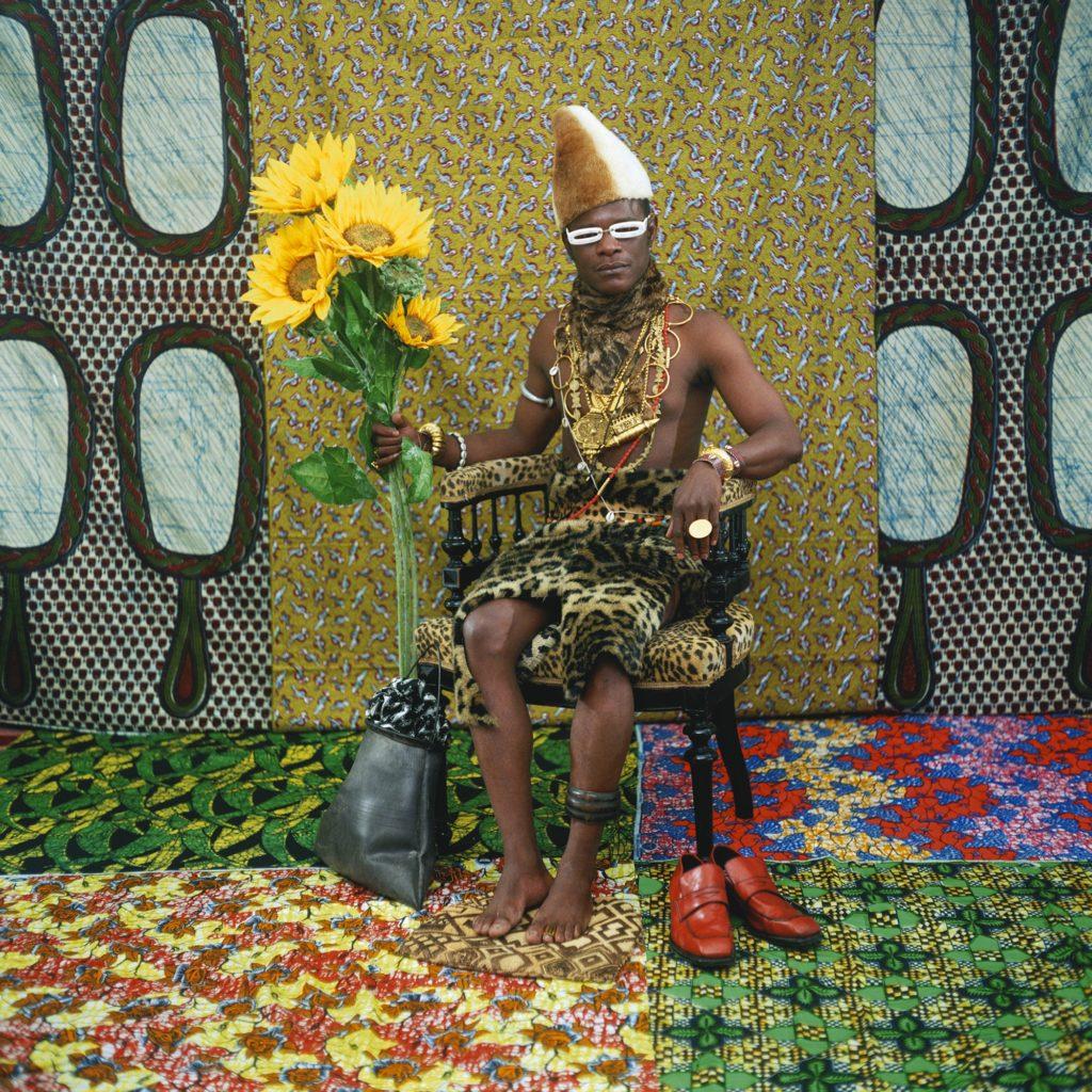 The Chief, 1997 © Samuel Fosso.