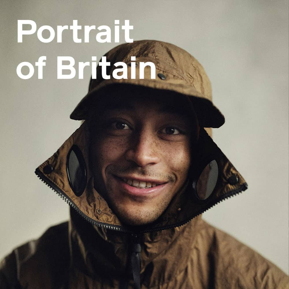 Portrait of Britain